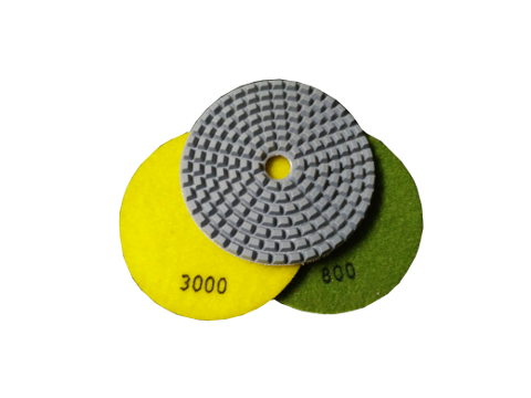 mable polishing pads, granite polishing pads, diamond stone polishing pads